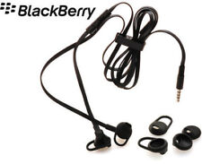 Genuine BlackBerry Premium Stereo Headset HDW-49299-001 Z10, Z30, Q5, Q10 - NEW