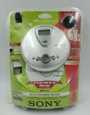 Sony D-NE306CK ATRAC Walkman Portable CD Player with Car Kit NIP NEVER OPENED