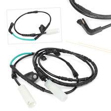 Pair Brake Pad Wear Sensors Front & Rear for BMW E88 E90 328i 335i 135i M3 NEW