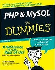 Php and MySql by Valade, Janet