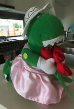 WIGGLES Dorothy the Dinosaur Plush Toy 48cm Tall 2010