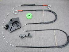 Seat Ibiza Ventana Regulador reparación piezas Kit Frontal left/nsf Reino Unido lado pasajero