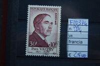 FRANCOBOLLI FRANCIA USATI N°994 (F10374)