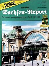 Eisenbahn Journal - SACHSEN REPORT Band n°1 1993 -Tr.21
