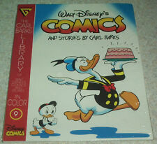 Carl Barks Library Walt Disney Comics Color 9 NM- (9.2)
