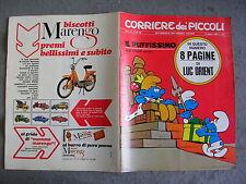 CORRIERE DEI PICCOLI n. 24 - 16/06/1968 - ANNO LX - QUASI OTTIMO - CON INSERTO