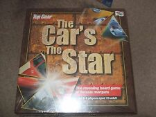 top gear the car`s the star board game new/sealed,free postage uk