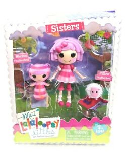 Mini Lalaloopsy Littles Sisters Blanket Featherbed Pillow Featherbed Kids Toys