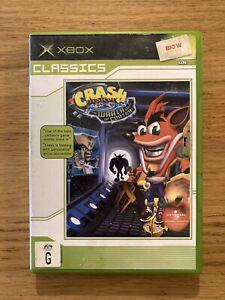 Crash Bandicoot: The Wrath of Cortex. Xbox Classics PAL