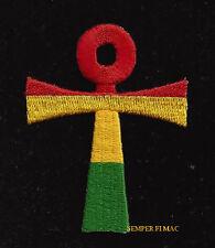 CROSS RASTA RAGGAE ANKA HAT PATCH PIN UP QUILT GIFT BACKPACK Bob Marley ANKA