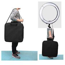 "19"" Fluorescent 75W Dimmable Ring Light w/ Bag Portrait Light Photo Video Studio"