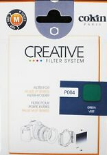 Cokin P Series P004 Green Creative Filter System - New UK Stock
