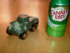 Tootsie Toy, U.S. ARMY- M-8 Armored Car, METAL TOY, VINTAGE #1960's yrs. U.S.A.