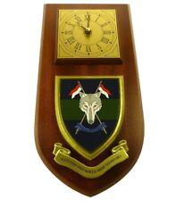 w Fox cvr Tie Slide,Scottish and North Irish Yeomanry The Royal Wessex Yeomanry