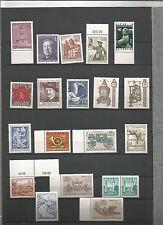 Briefmarken Lot Österreich Austria Postfrisch Konvolut Sammlung