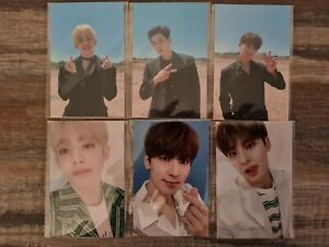 SEVENTEEN Ode to you 2019 Concert 4th Carat OFFICIAL Photocards! CARATZONE SVT