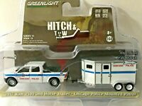 Greenlight 1/64 - Hitch & Tow Series 11 - Truck  / Trailer Set