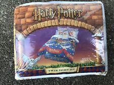 Hedwig Harry Potter twin sheet set New