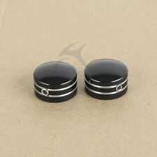 Head Bolt Covers For Harley Sportster XL883 XL1200 86-UP Twin Cam 1999-Later