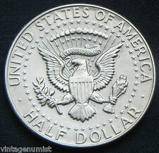 "USA 1968 ""KENNEDY ½ (HALF) DOLLAR SILVER"" antique coin...."