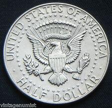 """USA 1966 """"KENNEDY ½ (HALF) DOLLAR SILVER"""" antique coin...."""