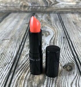 MARY KAY Matte Lipstick Orange Mio 136539 Full SizeNew In Box *Discontinued*