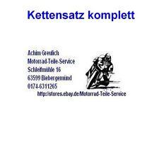 DID Kettensatz Suzuki GSX 600 F, GSX600F, GN72B, 89-97, 14-45-112, Kettenkit neu