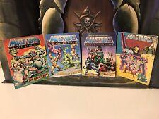 He-Man Masters Of The Universe MOTU King Of Castle Grayskull Mini Comics Lot!!!!