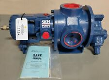 Gorman Rupp Stainless Steel Rotary Gear Pump Ghs3np9 B 150 Gpm 3 Npt