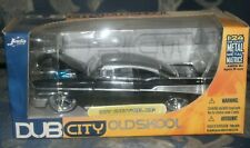 1957 Chevy Bel Air Dub City Old School Diecast 1/24 Scale