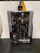 NECA REEL TOYS Terminator T-800 ENDOSKELETON Action Figure Fast Ship