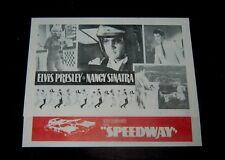 Original SPEEDWAY Herald ELVIS PRESLEY