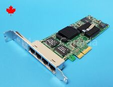 Dell Intel PRO/1000 VT Quad Port 1Gb Gigabit Ethernet Adapter YT674