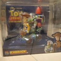 Medicom Toy Figure Japan Original Toy Story Kubrick