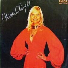 """12"""" Nina Lizell Same (So wie Eis, Immer noch allein, Hallo) Amiga VEB Records"""