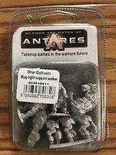Beyond The Gates Of Antares: Ghar Rebel Outcast Mag-Light Support Walker