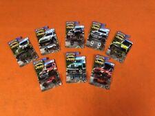 2016 Matchbox Walmart Jeep Anniversary Series Complete Set of 8 Diecast Vehicles