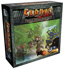Clank! In! Space! w/Promo Triple Agents Card - Factory Sealed - Free Shipping
