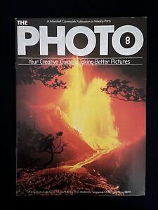 THE PHOTO MAGAZINE, MARSHALL CAVENDISH 1981 VOL. 8