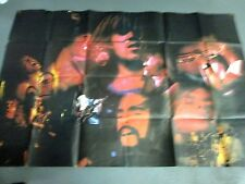 Vintage 1970's Chicago extra large poster huge giant 6' x 4'