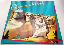 Chipmunk Rock 1982 RCA 4304 Whip It Jessie's Girl Heartbreaker 33rpm Vinyl VG++