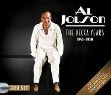 Al Jolson - The Decca Years 1945-1950 (Including Previously Unreleased (NEW 3CD)