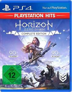 Horizon: Zero Dawn - Complete Edition - (PlayStation 4) - Neu