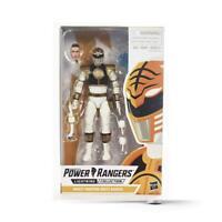 Hasbro Power Rangers Lightning Collection 6-Inch Mighty Morphin White Ranger...