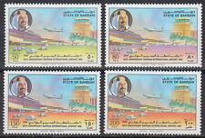 Bahrain 1992 ** Mi.479/82 Flughafen Flugzeug Aircraft Airport