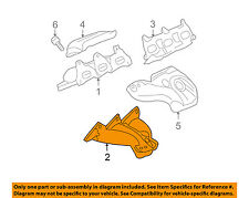 GM OEM-Exhaust Manifold 12571100