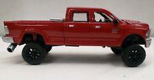 1/64 Custom built DODGE RAM long bed Hemi 4x4  Truck Ertl farm Cummins DCP 3500