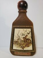 Jim Beam Beam's Choice Vintage Cottontail Rabbit Decanter Bottle James Lockhart