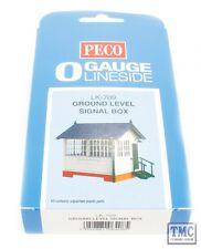 LK-709 O Gauge Wooden Ground Signal Box Peco