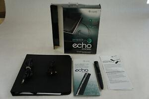 Livescribe Echo Pro Pack Smart Pen 8GB Smartpen PARTS BAD BATTERY